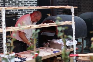 kostenloser Holzbackofen Workshop