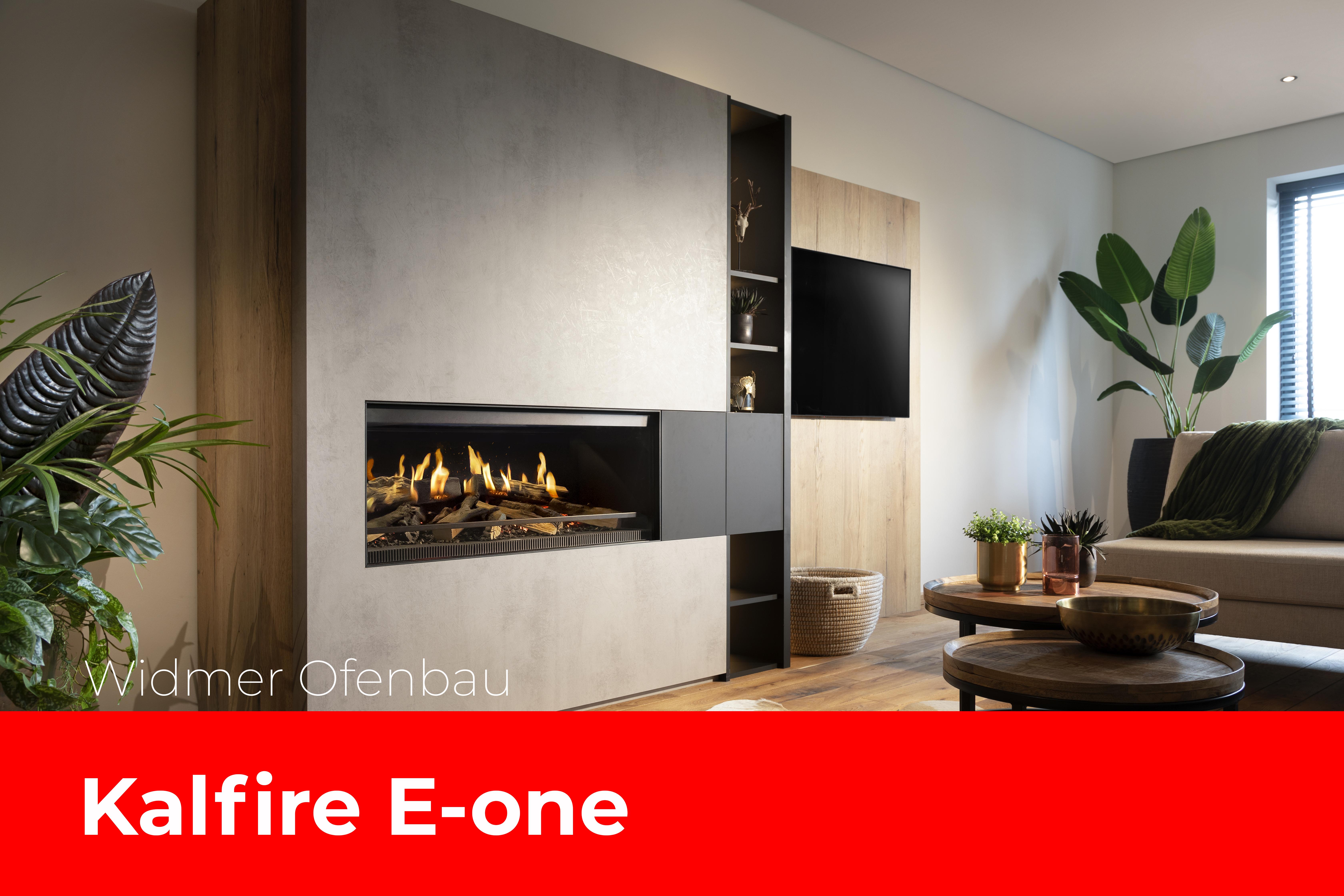 Kalfire e-one F Schrankwand